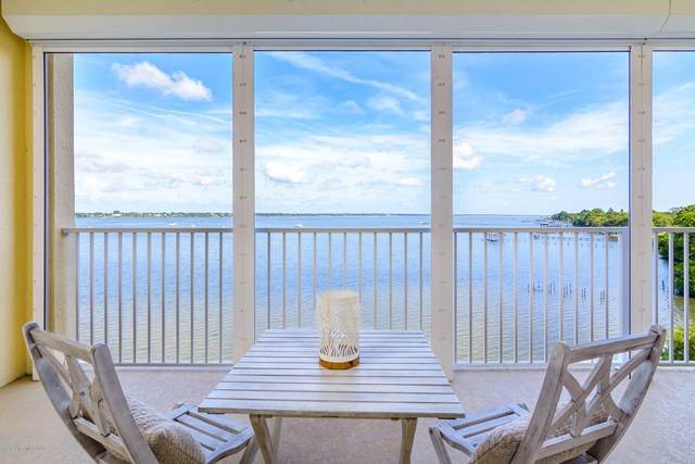 480 Sail Lane #403, Merritt Island, FL 32953 (MLS #879868) :: Engel & Voelkers Melbourne Central