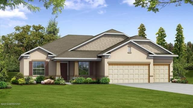 4338 Lago Vista Drive, Micco, FL 32976 (MLS #879892) :: Blue Marlin Real Estate