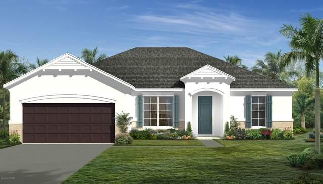 748 Lyndall Lane NE, Palm Bay, FL 32905 (MLS #879899) :: Blue Marlin Real Estate