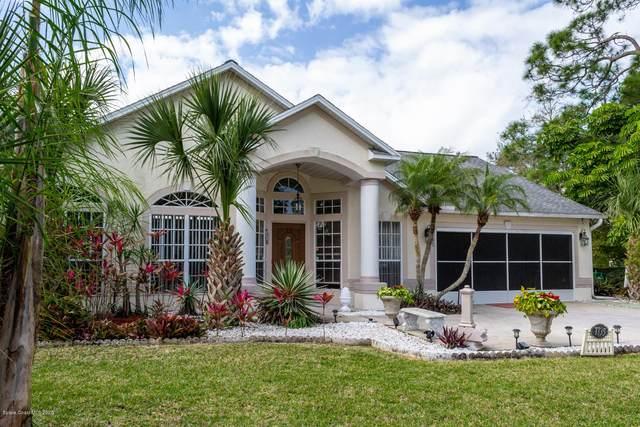 7735 Greenboro Drive, West Melbourne, FL 32904 (MLS #879901) :: Blue Marlin Real Estate