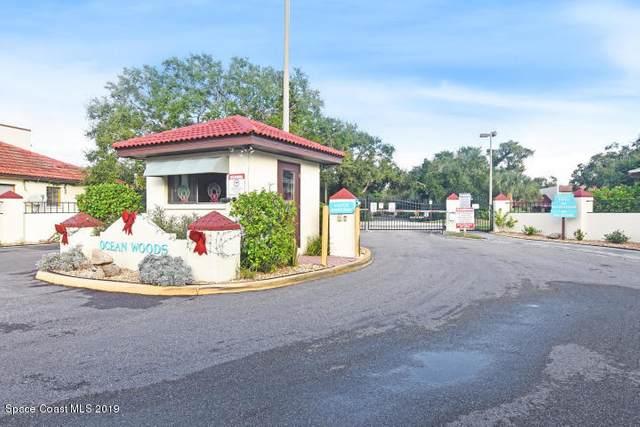 8710 Hibiscus Court #8710, Cape Canaveral, FL 32920 (MLS #879904) :: Premium Properties Real Estate Services