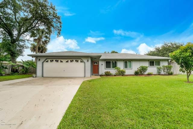 271 Narragansett Street NE, Palm Bay, FL 32907 (MLS #879932) :: Blue Marlin Real Estate