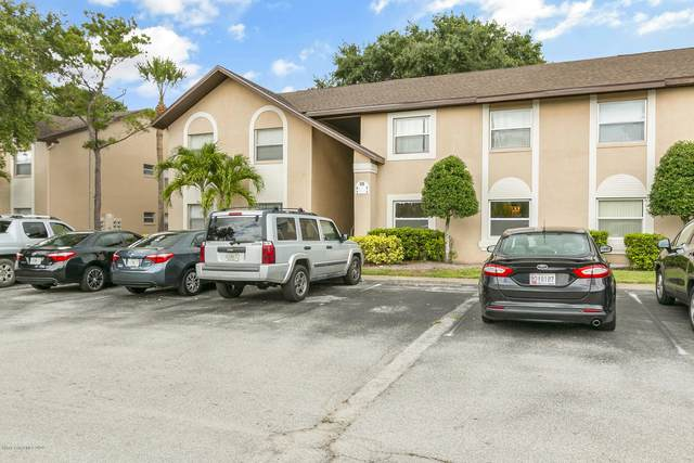 120 Summer Place #2, Merritt Island, FL 32953 (MLS #879940) :: Engel & Voelkers Melbourne Central
