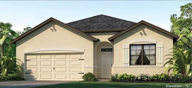 518 Coyote Drive, Cocoa, FL 32927 (MLS #879946) :: Premium Properties Real Estate Services