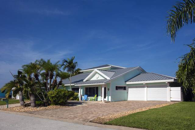 106 Aucila Road, Cocoa Beach, FL 32931 (MLS #879972) :: Blue Marlin Real Estate