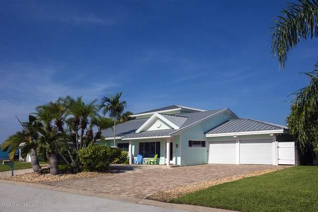 106 Aucila Road, Cocoa Beach, FL 32931 (MLS #879972) :: Premium Properties Real Estate Services