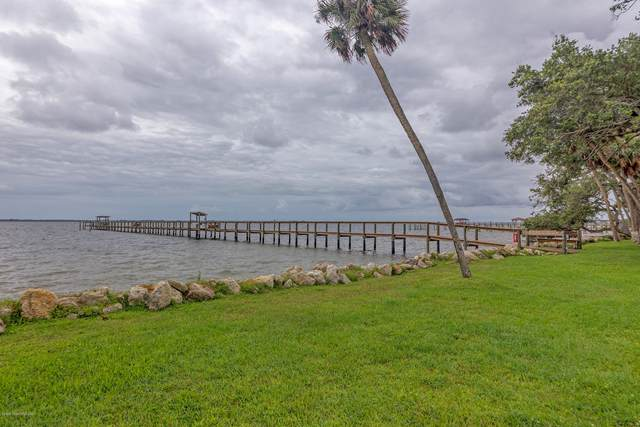 100 Canebreakers Drive #205, Cocoa, FL 32927 (MLS #879975) :: Premium Properties Real Estate Services