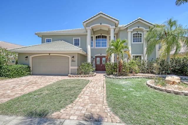 1911 Sykes Creek Drive, Merritt Island, FL 32953 (MLS #879985) :: Premium Properties Real Estate Services