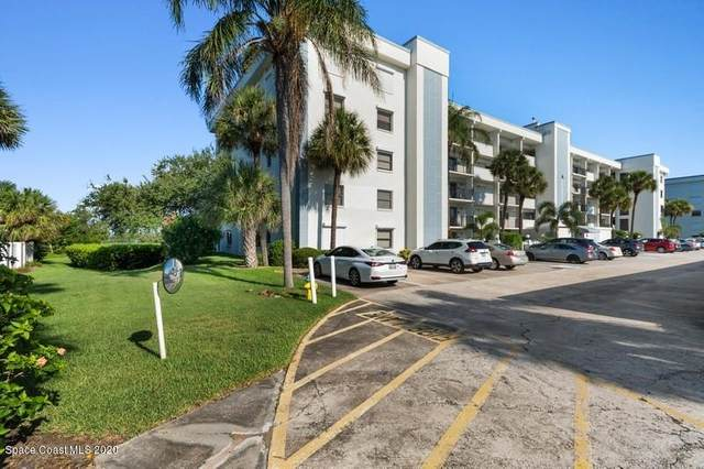 3165 N Atlantic Avenue A-505, Cocoa Beach, FL 32931 (MLS #879988) :: Blue Marlin Real Estate