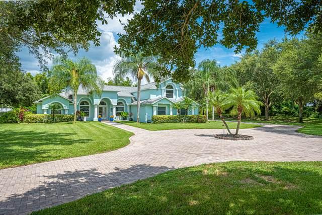3961 Tradewinds Trail, Merritt Island, FL 32953 (MLS #879996) :: Premium Properties Real Estate Services