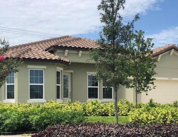 3032 Edington Drive, Titusville, FL 32780 (MLS #880008) :: Premium Properties Real Estate Services
