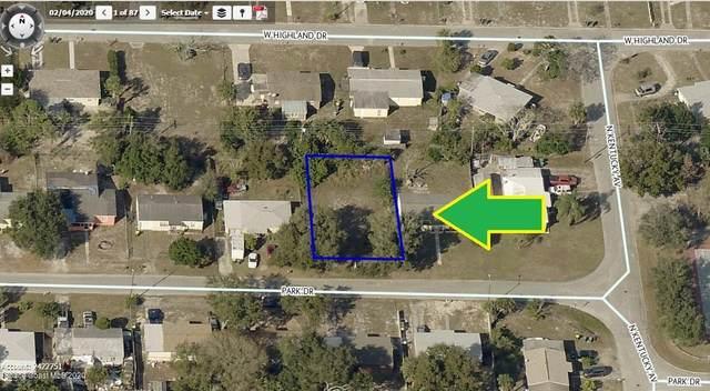 1048 Park Drive, Cocoa, FL 32922 (MLS #880009) :: Premium Properties Real Estate Services