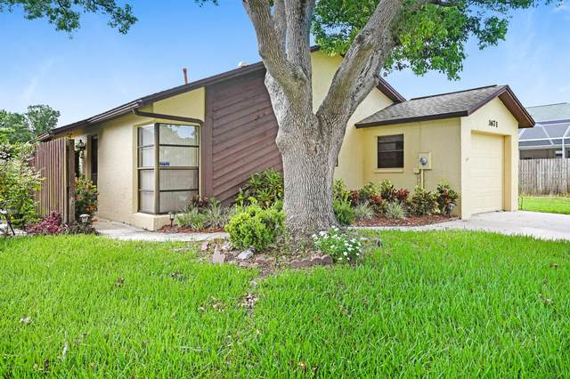3671 Brentwood Court, Melbourne, FL 32935 (MLS #880022) :: Premium Properties Real Estate Services