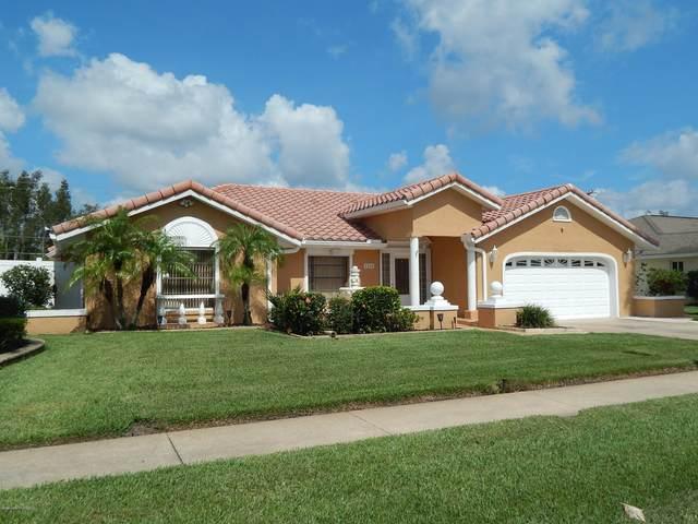 2235 Sykes Creek Drive, Merritt Island, FL 32953 (MLS #880025) :: Premium Properties Real Estate Services