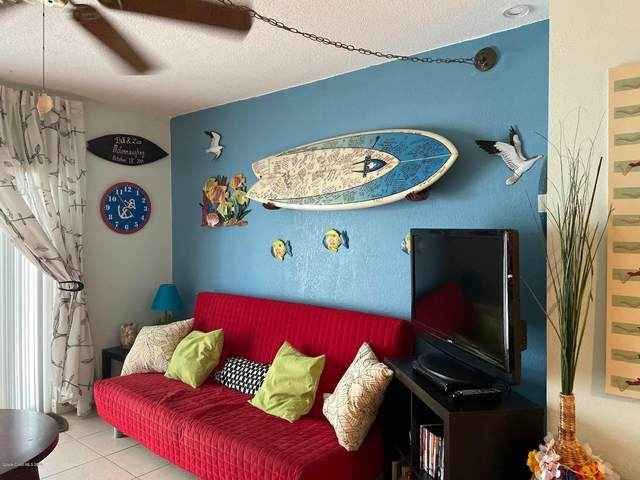 4800 Ocean Beach Boulevard #106, Cocoa Beach, FL 32931 (MLS #880034) :: Blue Marlin Real Estate