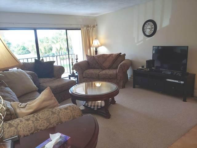2090 N Atlantic Avenue #204, Cocoa Beach, FL 32931 (MLS #880035) :: Blue Marlin Real Estate