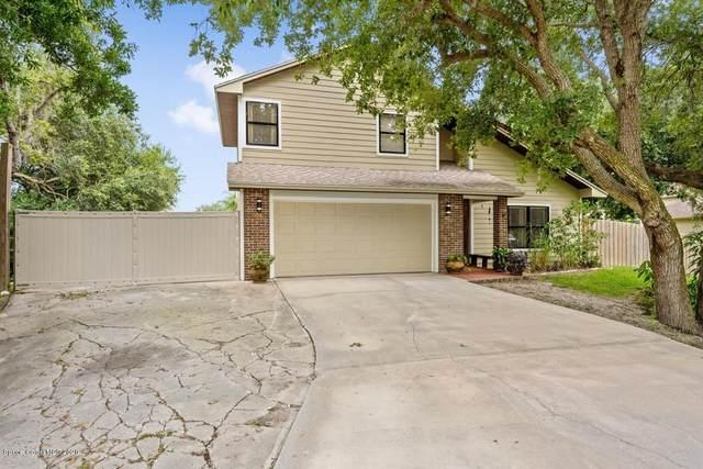 380 Oak Lake Place, Merritt Island, FL 32953 (MLS #880069) :: Premium Properties Real Estate Services