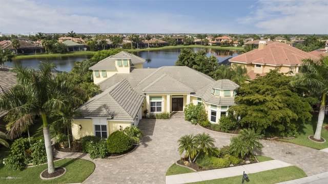 2848 Wyndham Way, Melbourne, FL 32940 (MLS #880077) :: Blue Marlin Real Estate