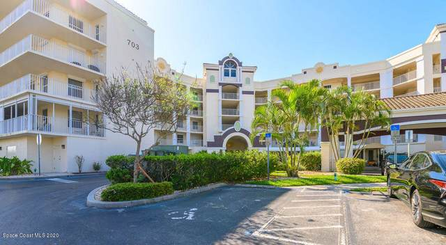 703 Solana Shores Drive #204, Cape Canaveral, FL 32920 (MLS #880078) :: Engel & Voelkers Melbourne Central