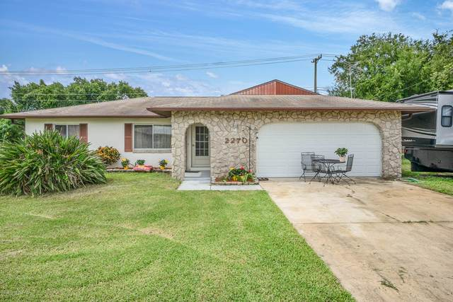 2270 Georgia Avenue, Titusville, FL 32796 (MLS #880079) :: Premium Properties Real Estate Services