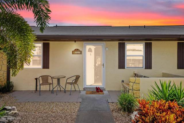 1309 Cheney Highway F, Titusville, FL 32780 (MLS #880091) :: Premium Properties Real Estate Services