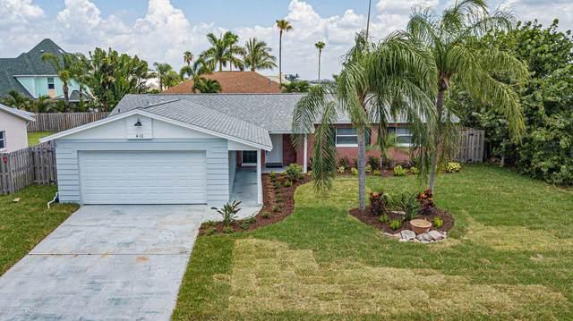 410 Poi Court, Merritt Island, FL 32953 (MLS #880112) :: Premium Properties Real Estate Services