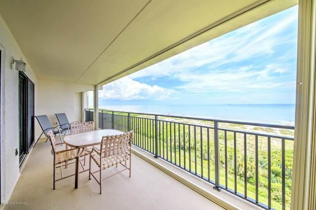 3060 N Atlantic Avenue #606, Cocoa Beach, FL 32931 (MLS #880115) :: Blue Marlin Real Estate