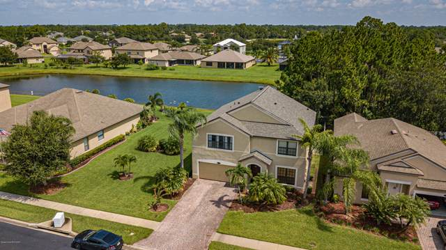294 Breckenridge Circle SE, Palm Bay, FL 32909 (MLS #880126) :: Coldwell Banker Realty