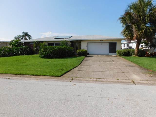 378 Brightwaters Drive, Cocoa Beach, FL 32931 (MLS #880130) :: Blue Marlin Real Estate