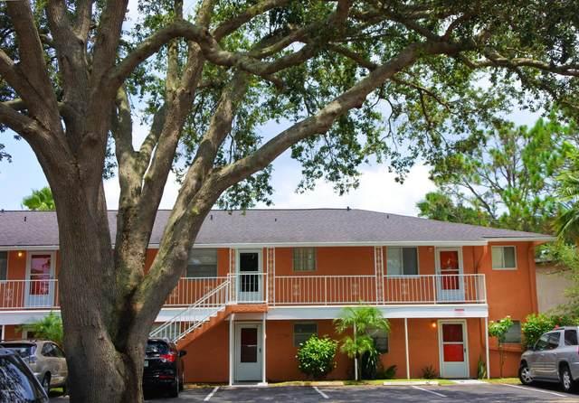 2196 Knox Mcrae Drive #11, Titusville, FL 32780 (MLS #880150) :: Premium Properties Real Estate Services