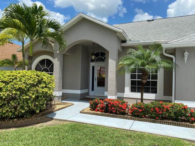 2127 Hedgerow Drive, Merritt Island, FL 32953 (MLS #880155) :: Premium Properties Real Estate Services