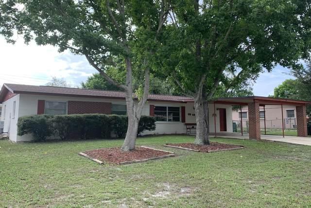4345 Elliot Avenue, Titusville, FL 32780 (MLS #880156) :: Premium Properties Real Estate Services