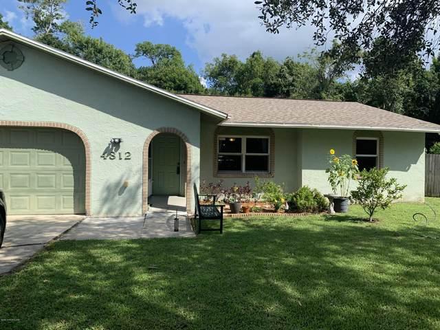 4812 Archer Court, Titusville, FL 32796 (MLS #880174) :: Premium Properties Real Estate Services