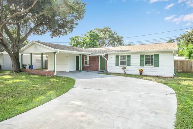 1129 Coronado Drive, Rockledge, FL 32955 (MLS #880210) :: Premium Properties Real Estate Services