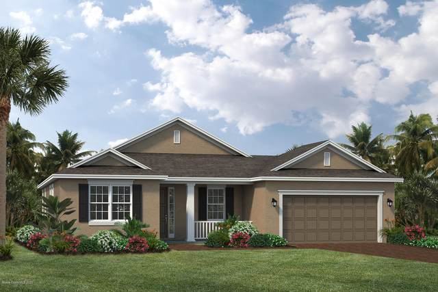 4055 Archdale Street, Melbourne, FL 32940 (MLS #880261) :: Blue Marlin Real Estate