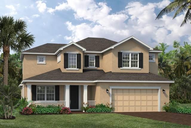 8238 Paragrass Avenue, Melbourne, FL 32940 (MLS #880269) :: Premium Properties Real Estate Services