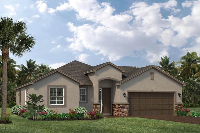 3049 Ribbon Grass Drive, Melbourne, FL 32940 (MLS #880282) :: Premium Properties Real Estate Services