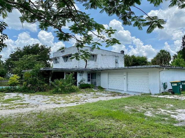 2909 Century Oaks Circle, Malabar, FL 32950 (MLS #880293) :: Premium Properties Real Estate Services