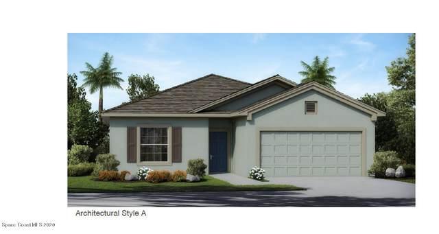 3111 Taylor Drive, West Melbourne, FL 32904 (MLS #880301) :: Premium Properties Real Estate Services