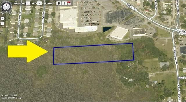 0 West Of Singleton And Garden Street, Titusville, FL 32796 (MLS #880308) :: Premium Properties Real Estate Services