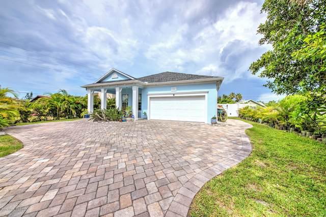 1121 S Orlando Avenue, Cocoa Beach, FL 32931 (MLS #880312) :: Blue Marlin Real Estate