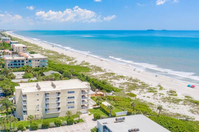 1493 S Atlantic Avenue #31, Cocoa Beach, FL 32931 (MLS #880315) :: Engel & Voelkers Melbourne Central