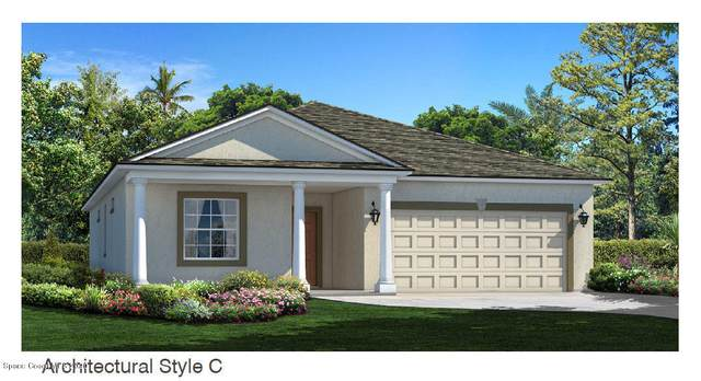 2972 Bobby Jones Street, West Melbourne, FL 32904 (MLS #880331) :: Engel & Voelkers Melbourne Central