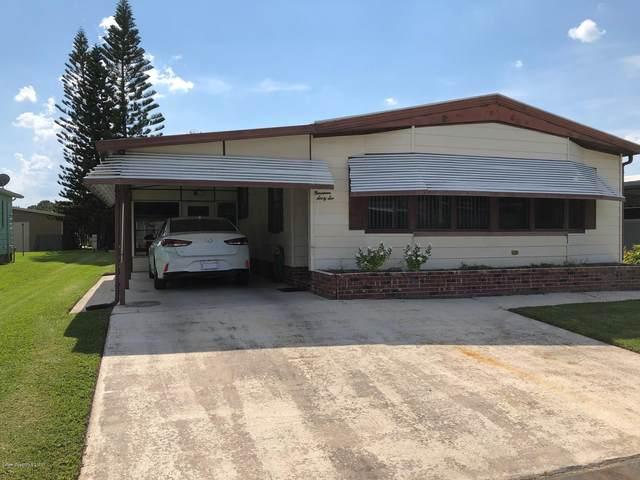 1966 Coco Plum Street NE, Palm Bay, FL 32905 (MLS #880354) :: Engel & Voelkers Melbourne Central