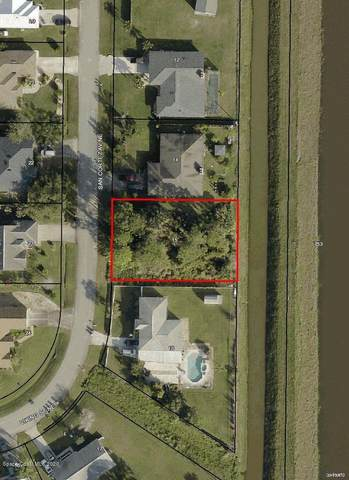 1315 San Cortez Avenue NE, Palm Bay, FL 32907 (MLS #880355) :: Blue Marlin Real Estate