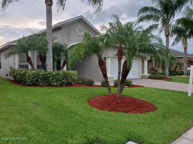 1266 Clubhouse Drive, Rockledge, FL 32955 (MLS #880431) :: Engel & Voelkers Melbourne Central