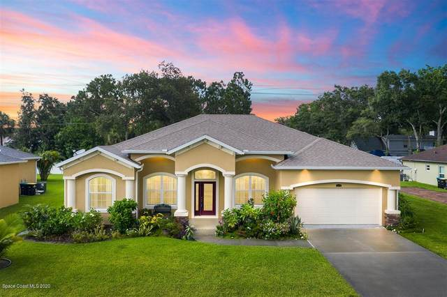 171 Via Catalano Court NE, Palm Bay, FL 32907 (MLS #880501) :: Engel & Voelkers Melbourne Central