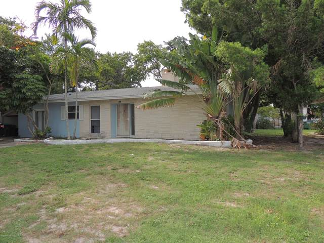 124 Harrison Avenue, Cape Canaveral, FL 32920 (MLS #880509) :: Premier Home Experts