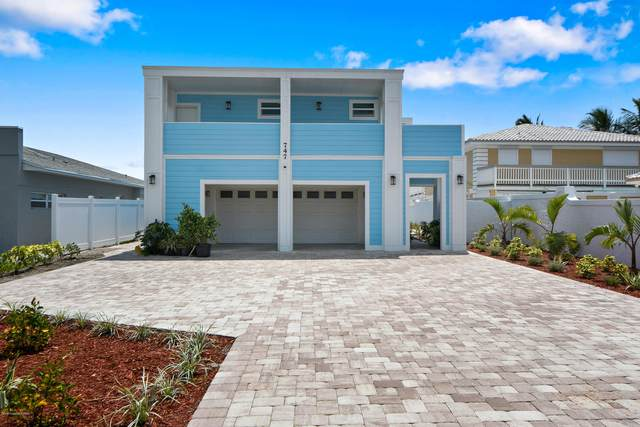 747 S Atlantic Avenue, Cocoa Beach, FL 32931 (MLS #880514) :: Engel & Voelkers Melbourne Central