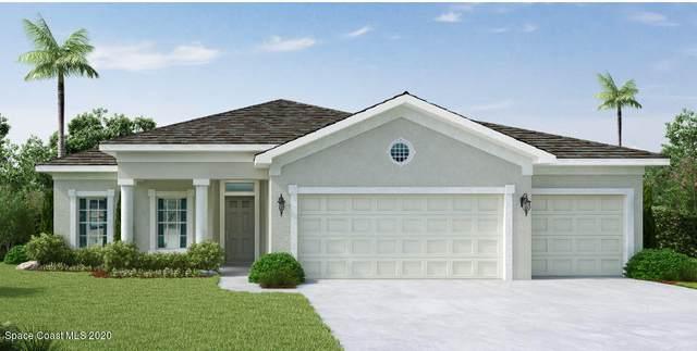 8411 Laguna Circle, Micco, FL 32976 (MLS #880530) :: Premium Properties Real Estate Services